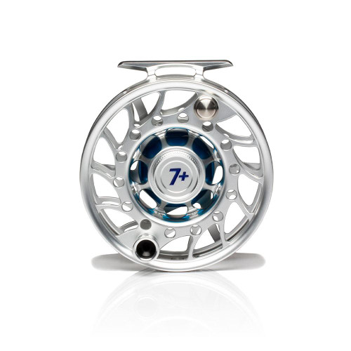 Hatch Iconic 7 Plus Clear/Blue Mid Arbor Reel54614