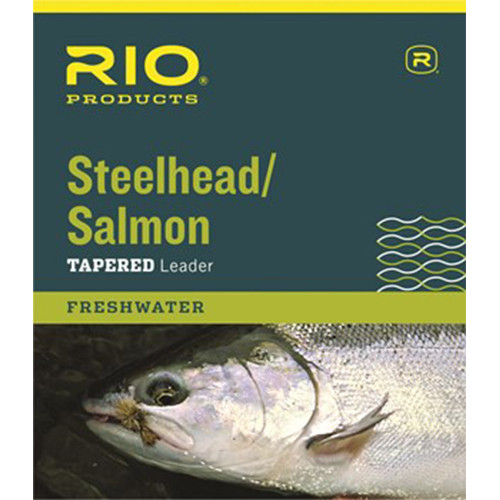 Rio Steelhead/Salmon Leader 9ft 16lb31569