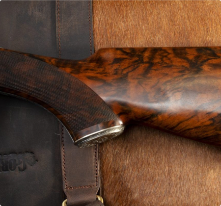 Gordy & Sons develop new bespoke game gun in partnership with Rizzini