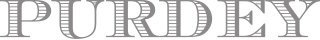 Purdey brand logo