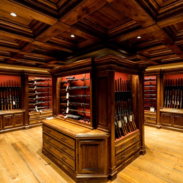 The Vault (Gun room)