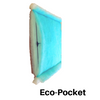 Inside the Eco-Pocket. Inner Wire purchased separately.