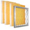 "2"" Aluminum Frame and three 2"" Orange Screens"