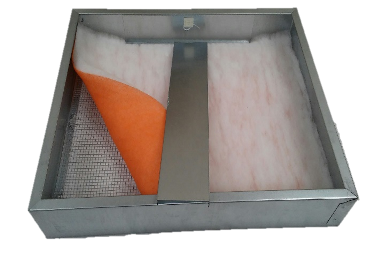 One FREE Orange Screen included with purchase of Box Frame