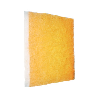 "Single Orange Screen 2"" Air Filter- The 2"" Orange Screen air filter is a polyester dual-density, 3 zoned media with depth-loading construction for the BEST dust holding capacity with the BEST air flow.  Since it depth-loads, it collects particles on hundreds of surfaces instead of face-loading filters that collect mainly on the top surface such as the pleated and other types of filters. It traps MORE particles than the 2"" pleated filters with much better air flow."