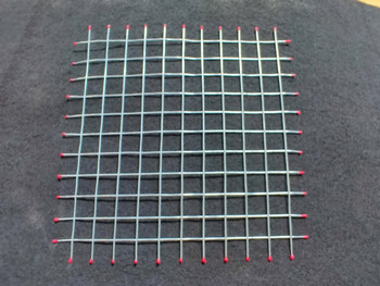 Permanent Grid (Maximum length is 24 inches)