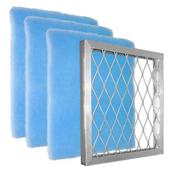 """Starter Pack: 2"""" Aluminum Frame w/2"""" BLUE Screen"""