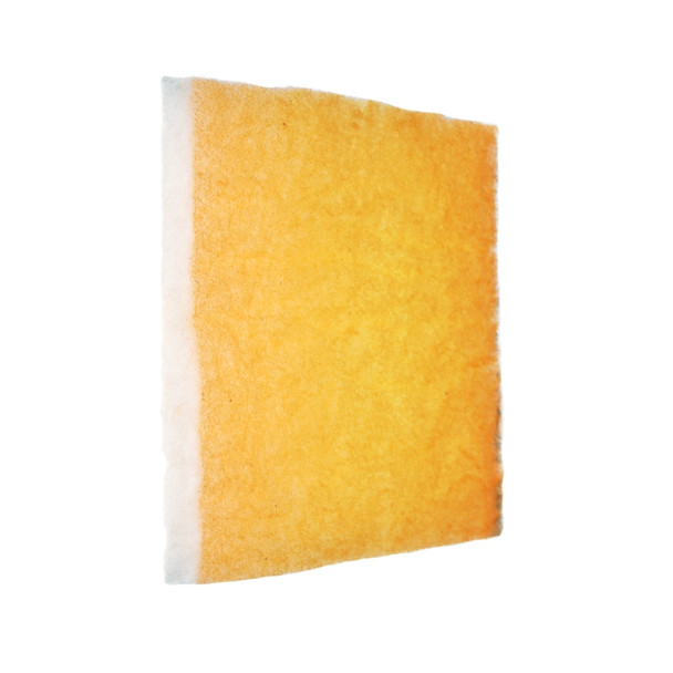 "Single Orange Screen 2"" Air Filter"
