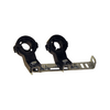 CLAMP - MULTI-LNBF OFFSET BRACKET W/ 2 CLAMPS