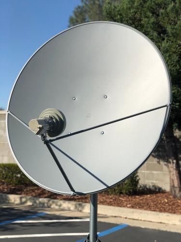GeoSatpro 1.2 Meter KU OFFSET Satellite Dish
