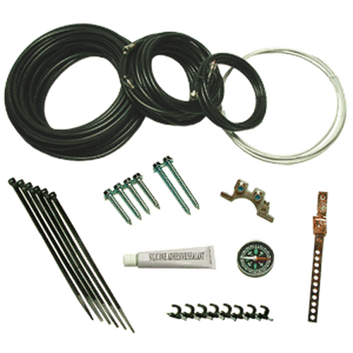 INSTALL PARTS - GEOSATPRO DELUXE SUPPLIES