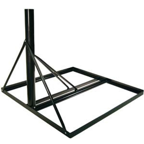 NON-PENETRATING MOUNT NPR6B INCLUDES 1 5/8 AND 2 INCH OD REVERSIBLE POST