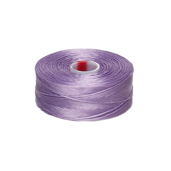 Thread, C-Lon®, nylon. 2 x Bobbin Size D - 78yds Orchid