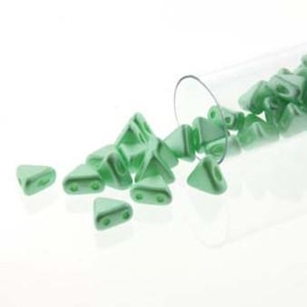 Czech kheop Par Puca 9gm vial - KHP06-02010-25025 - Pastel Lt Green Chrysolite