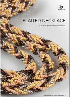Free Download Pattern - Plaited Necklace