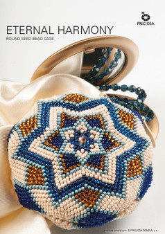 Free Download Pattern - Seed Bead Case