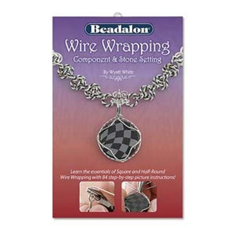 Wire Wrapping - Component & Stone Setting  - Wyatt White