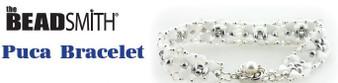Free Download Pattern - Puca Bracelet