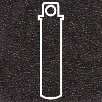 15-135 - 15/0 - Miyuki - Transparent Taupe - 8.2gms Vial Glass Round Seed Beads