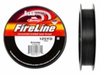 Thread, Berkley® FireLine®, 125-yards Smoke 6lb (0.15mm)