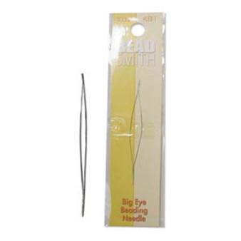 """The beadsmith Big Eye Beading Needle 2.125"""" (2 pack)"""