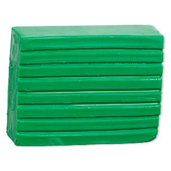 Kato Polyclay™, Sold per 2-ounce pkg - Green