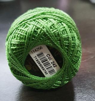 Anchor Pearl Crochet Cotton Size 8 - 10gm Ball - (242)