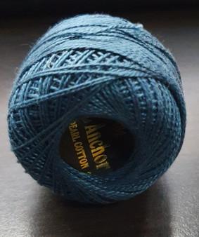 Anchor Pearl Crochet Cotton Size 8 - 10gm Ball - (851)