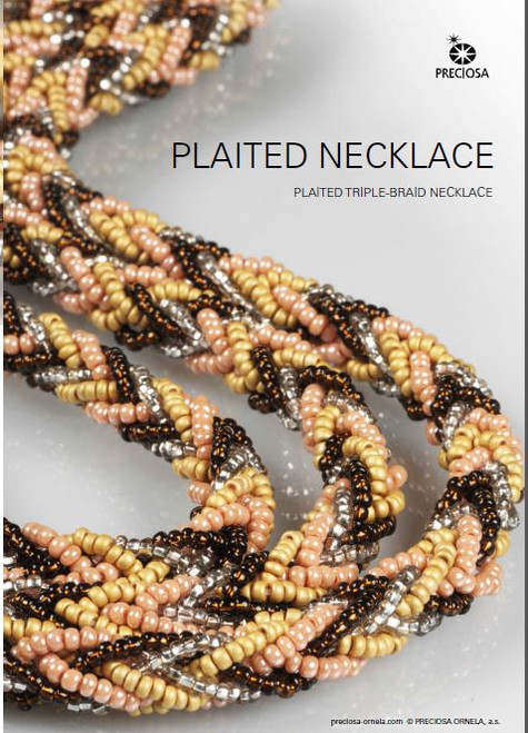 Free Download - Plaited Necklace