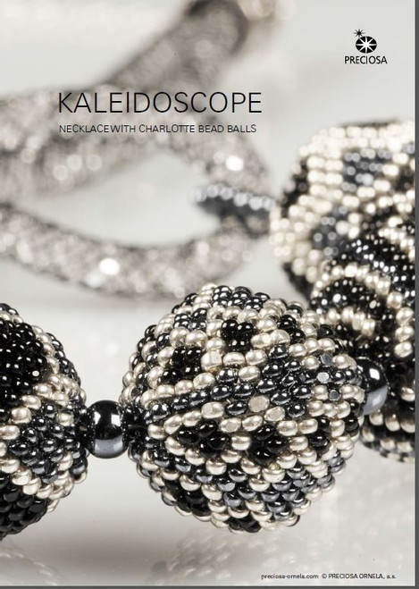 Free Download - Kaleidoscope Necklace with Charlotte Bead Balls