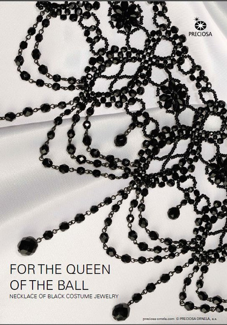 Free Download - Necklace of black