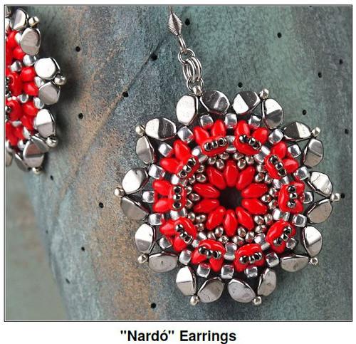 Free Download - Nardo Earrings