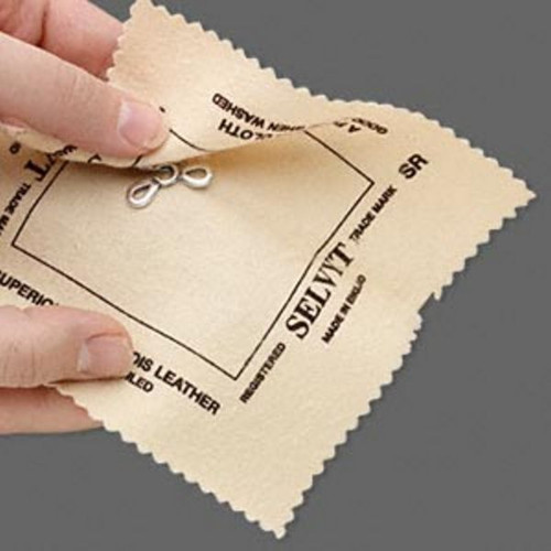 2 * Polishing cloth, Selvyt®, 5x5-inch square