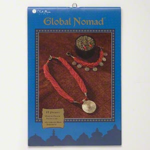 Global Nomad - Blue Moon Beads (13 projects)