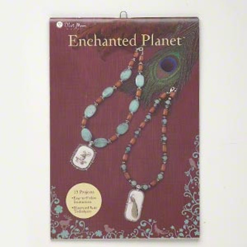 Enchanted Planet - Blue Moon Beads (13 projects)