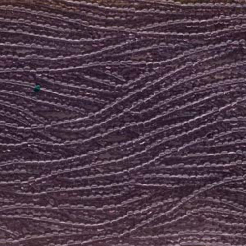 SB8-20010 Light Amethyst Size #8 Half Hank Seed Beads