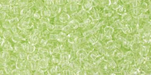 "TOHO Round Seed Beads 11/0 Tube 5.5"" : TR-11-15_b Citrus Spritz"