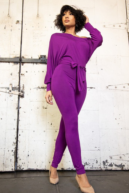 The Darlene Jumpsuit