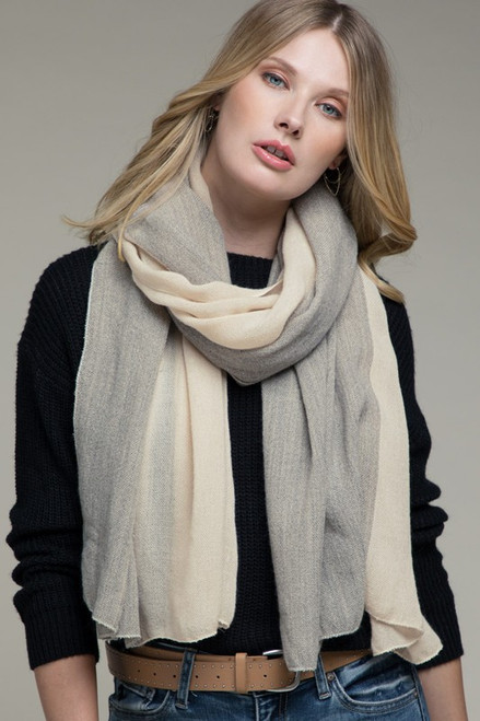 Duo Shade Scarf