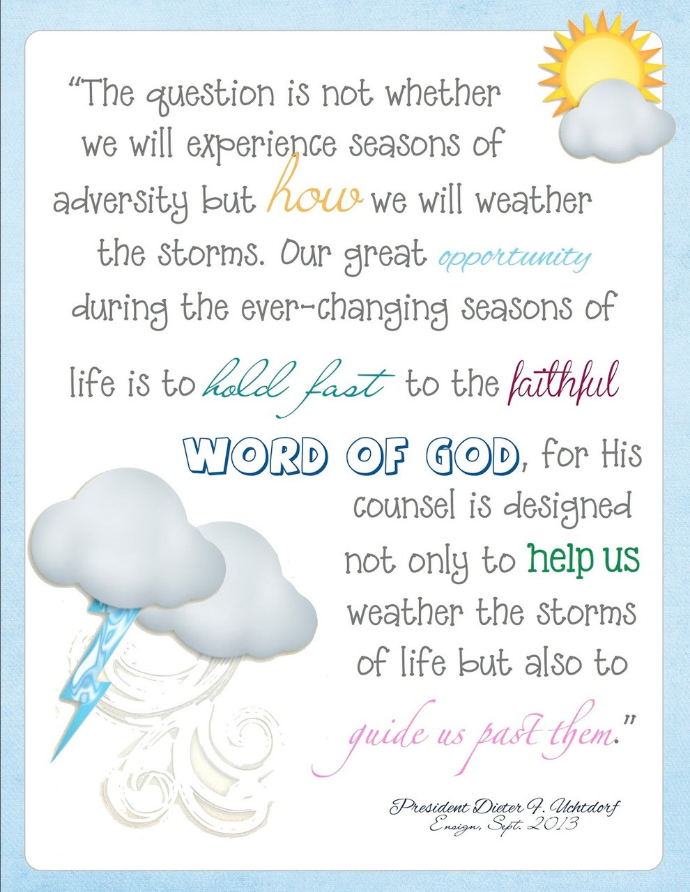 Storms Of Life Quotes Downloads Intheleafytreetops