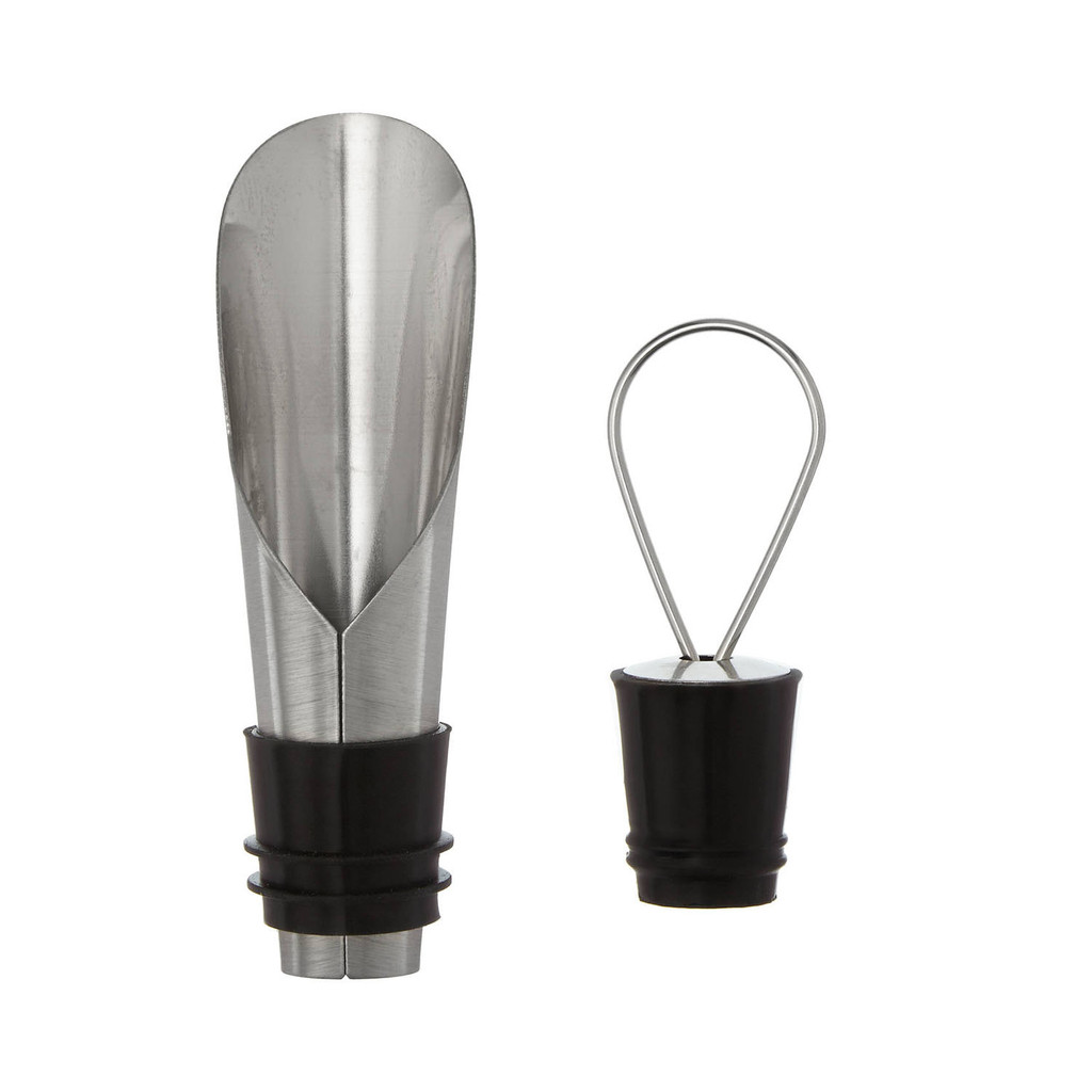 Wine Stopper and Pourer