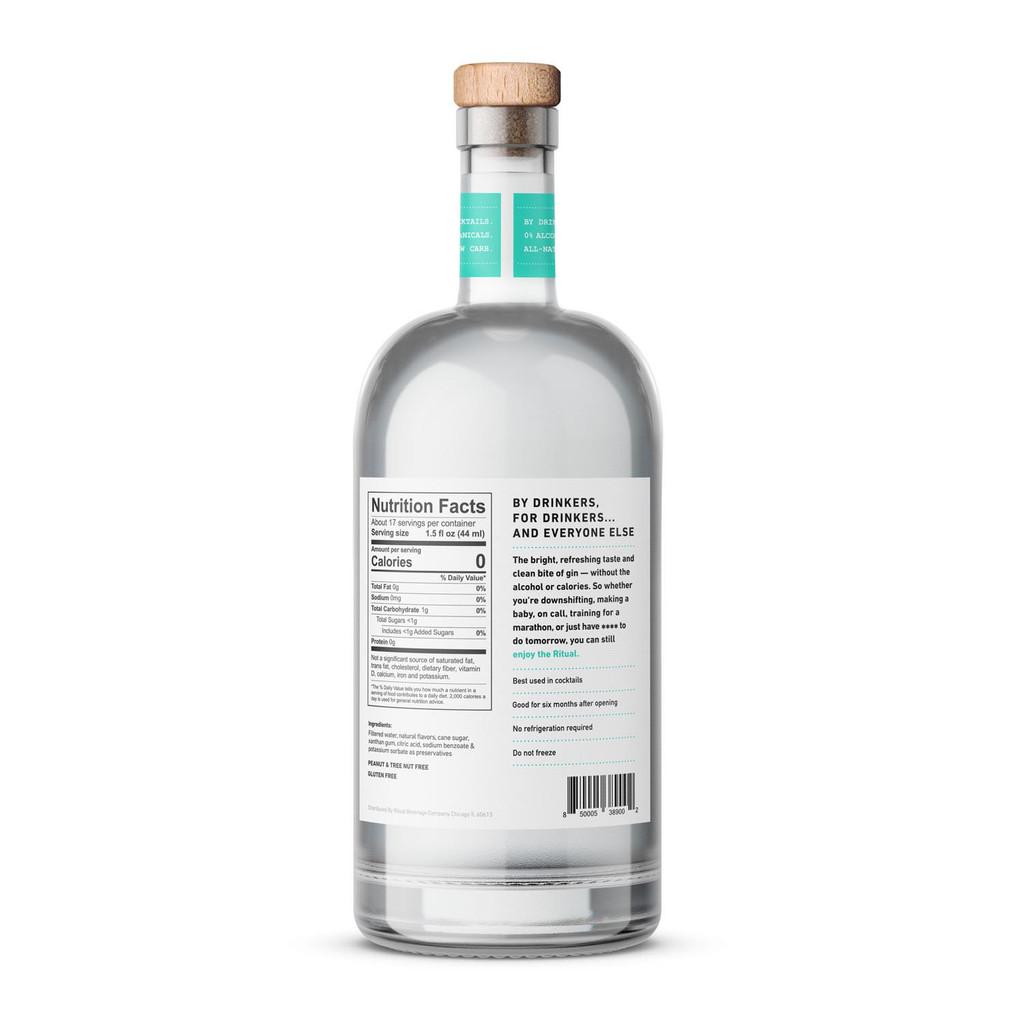 Ritual Zero Proof Non-Alcoholic Gin (Free Shipping)