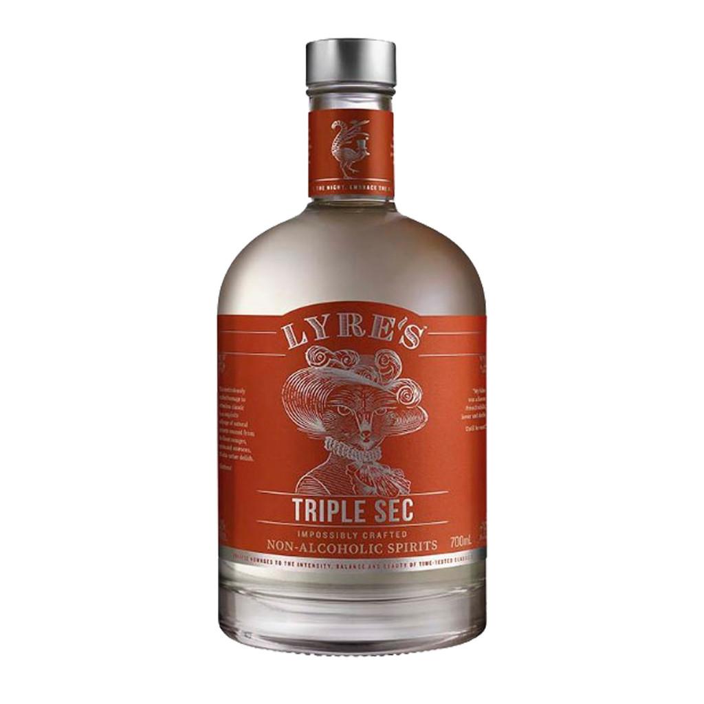 Lyre's Triple Sec (Orange Sec) Non-Alcoholic Spirit (Free Shipping)