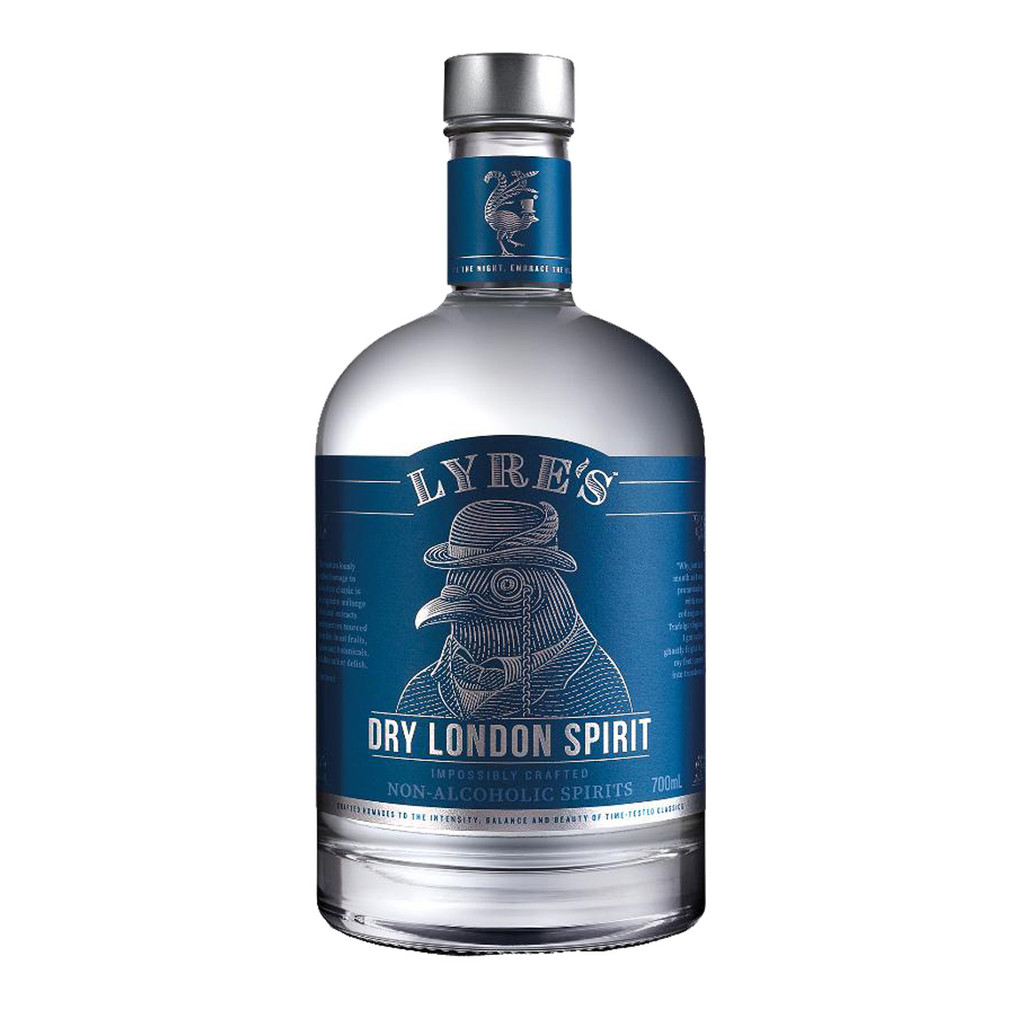 Lyre's Dry London Non-Alcoholic Spirit (Free Shipping)