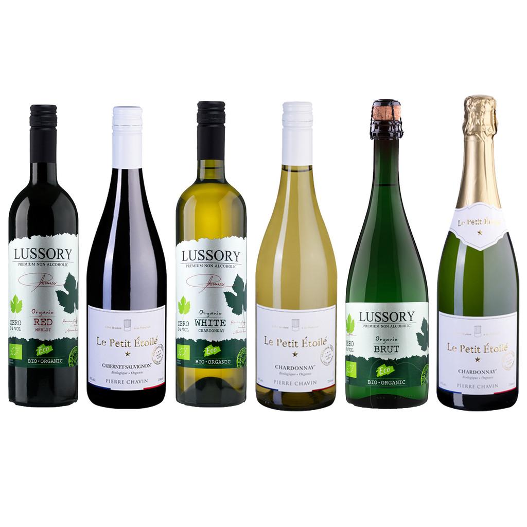 Organic Wine Sampler Set