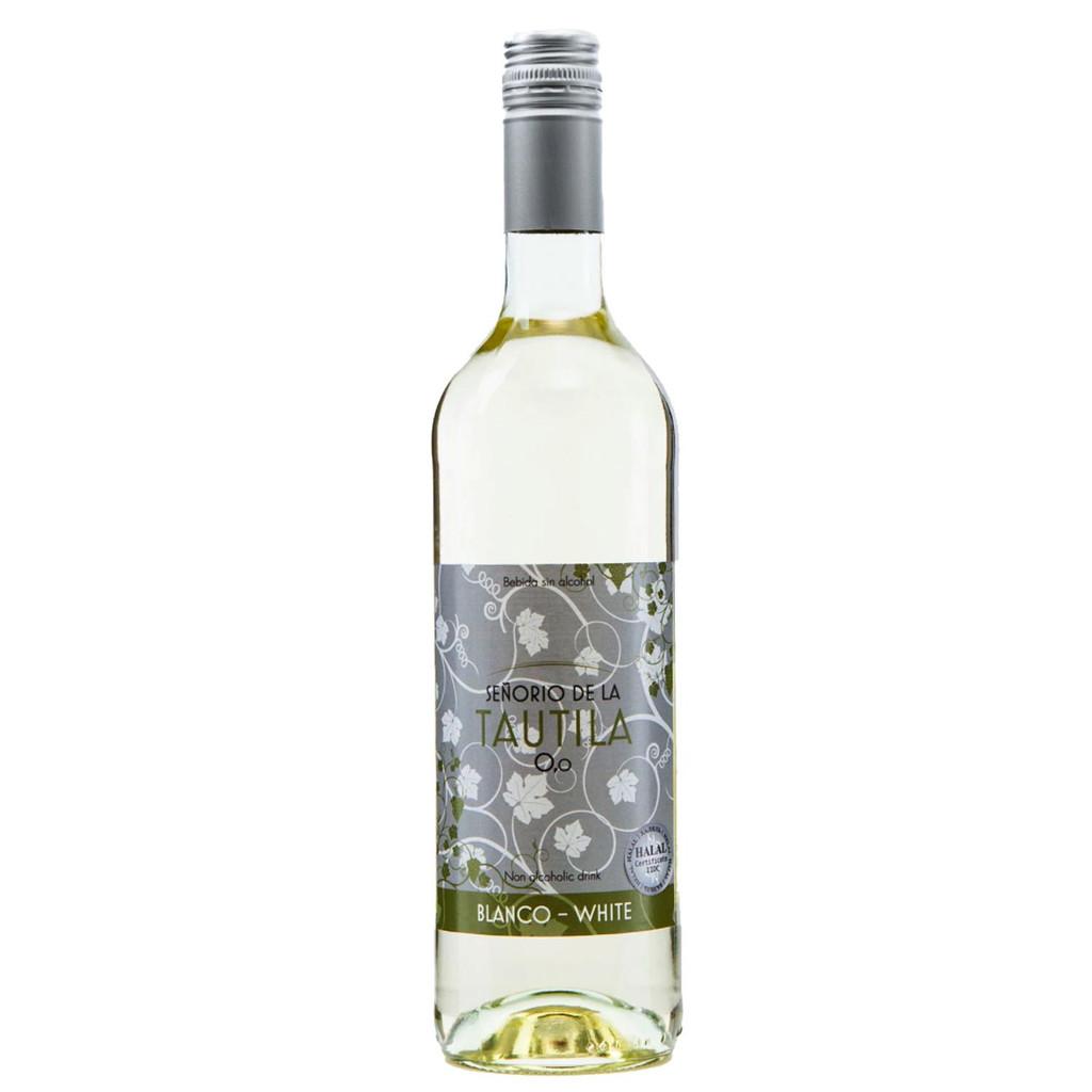 Senorio de la Tautila Blanco Non-Alcoholic White Wine