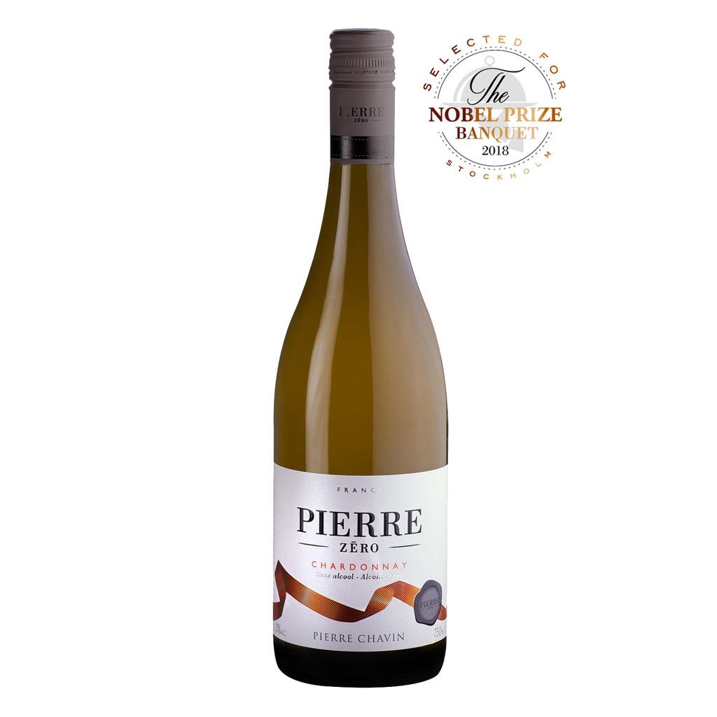 Pierre Zero Chardonnay Non-Alcoholic White Wine