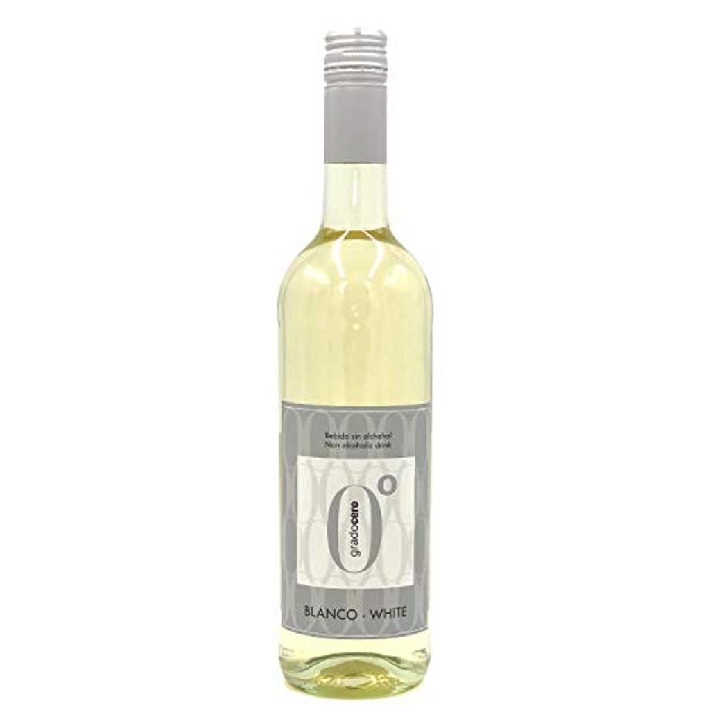 Grado 0 Blanco Non-Alcoholic White Wine 750 mL
