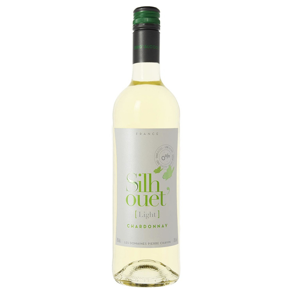 Pierre Chavin Silhouet Light Non-Alcoholic White Wine