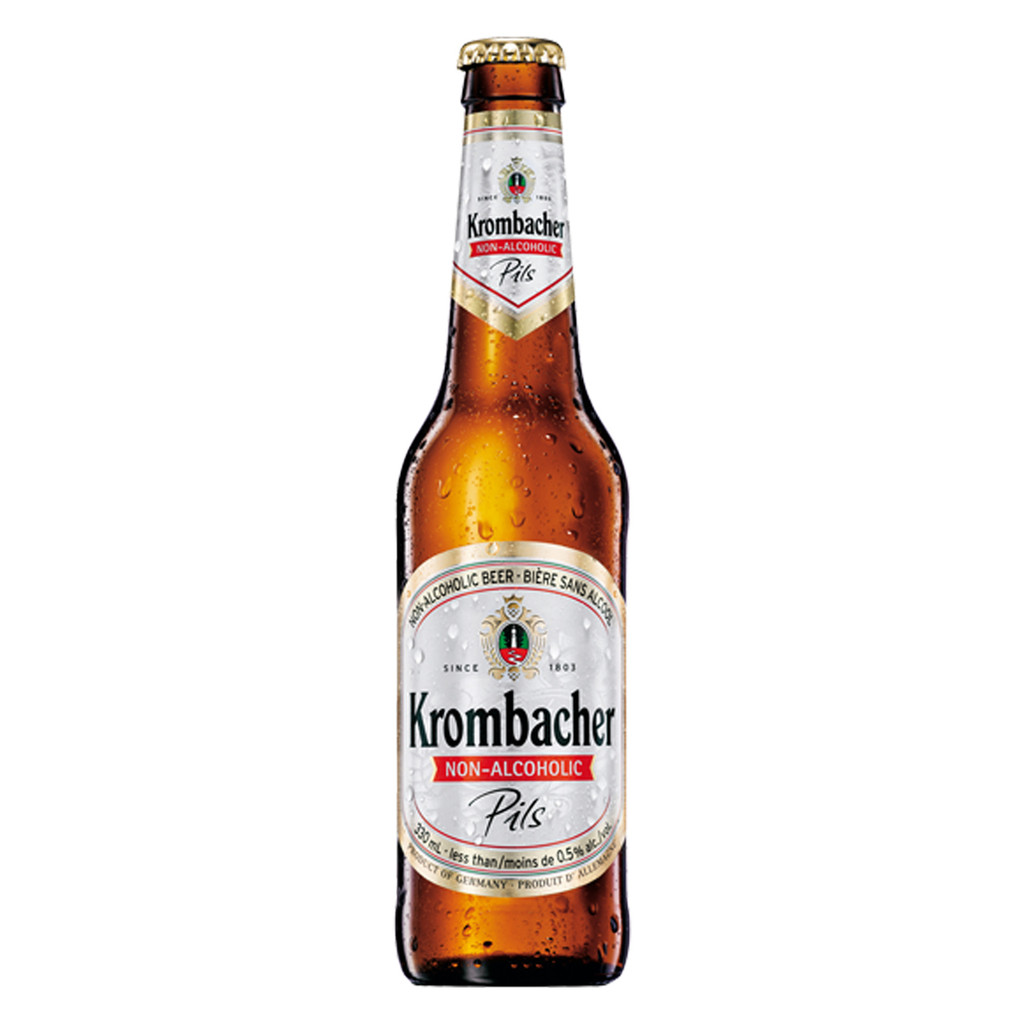 Krombacher Non-Alcoholic Malt Beer 330 mL